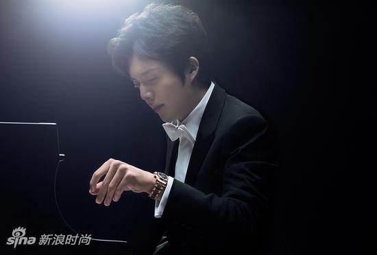 劳力士代言人、国际著名钢琴家李云迪(图片版权:? ROLEX)