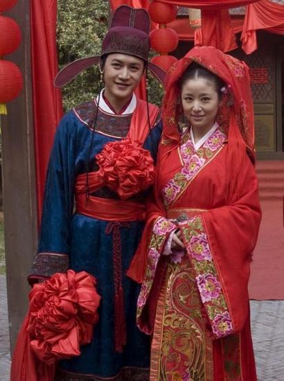 林心如在《苏东坡》中嫁陆毅