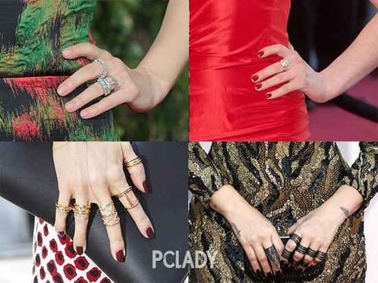 【新珠宝】晒戒指才不简单 配上美甲才完美
