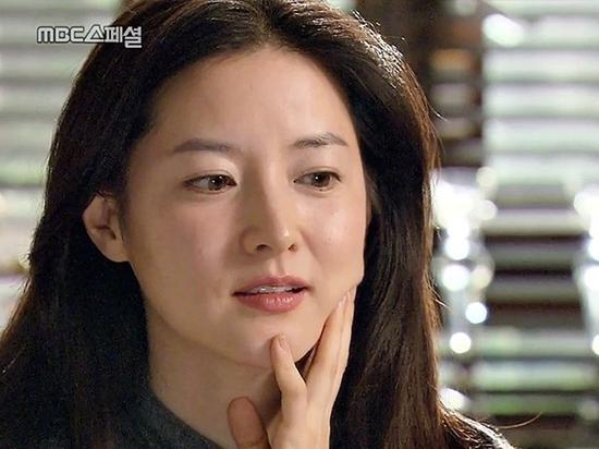08年节目采访中的李英爱