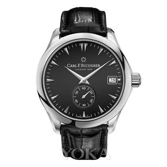宝齐莱马利龙系列腕表,60000元。