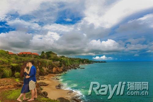 巴厘岛婚拍