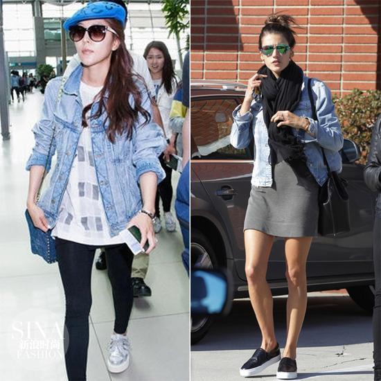 喜欢穿内增高鞋的女明星