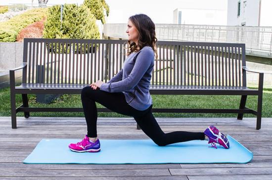10个简单的拉伸动作,让你身体更加舒展