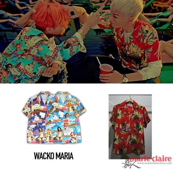 Wacko Maria Paradise Aloha Jacket from 2012春夏系列