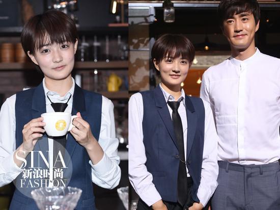 翻拍自《咖啡王子一号店》的《王子咖啡店》,由杨玏和徐璐主演。