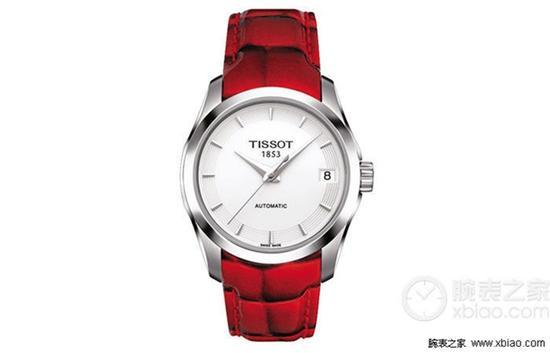 天梭T-CLASSIC系列T035.207.16.011.01腕表