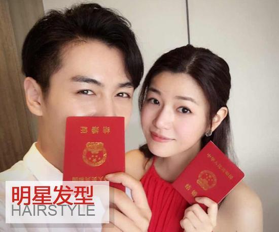 幸福准新娘陈妍希 婚礼发型狂想曲