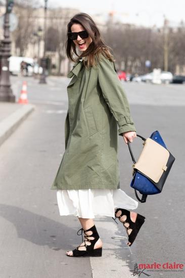 时尚博主 Zina Charkoplia