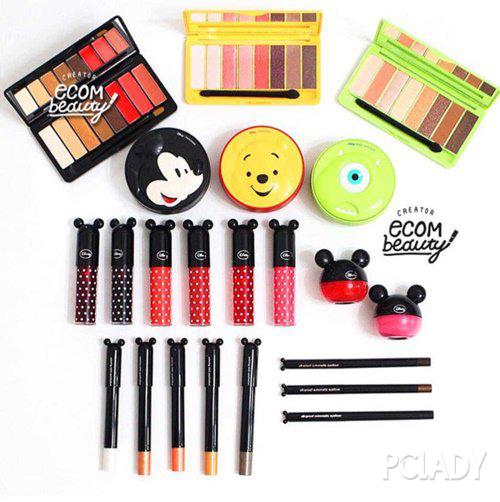 The face shop x Disney