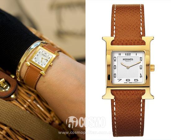 Hermes H Hour Watch