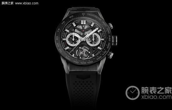 豪雅在今年也将其Heuer 01和Heuer 02两款手表进行了模块化概念