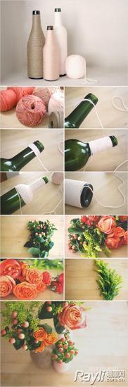 婚礼 DIY 花艺