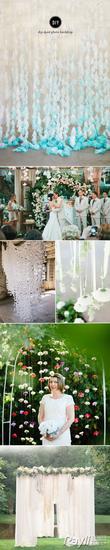 婚礼 DIY