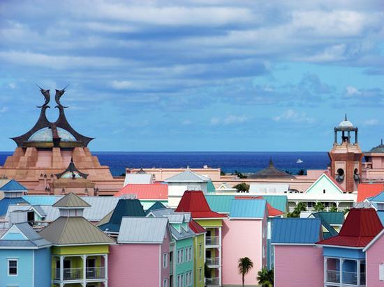 5.巴哈马 天堂岛