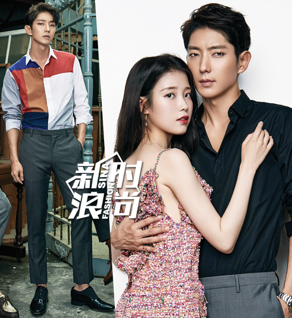 韩国版《时尚COSMO》8月刊