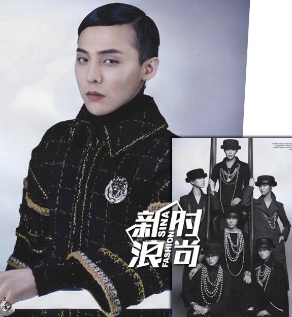 韩国版《Vogue》20周年特刊