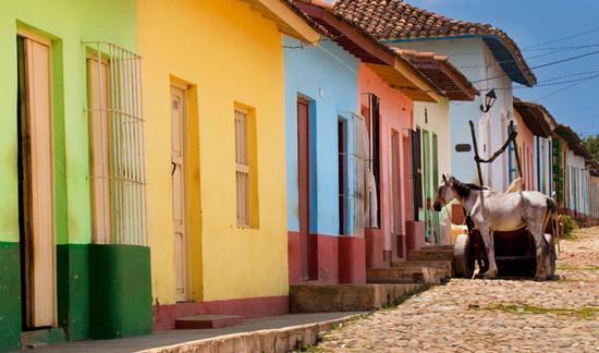 7.古巴 特立尼达岛