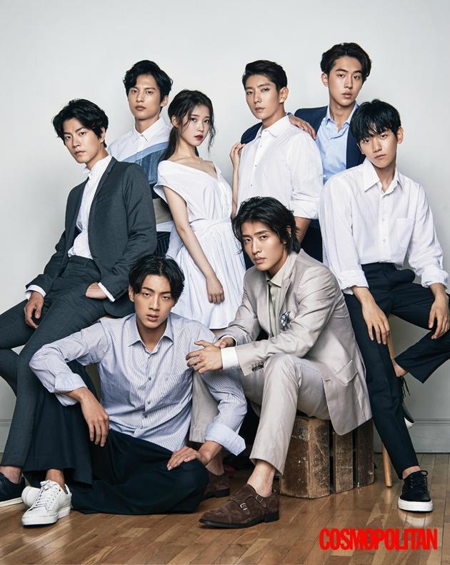 韩版《步步惊心》主演们