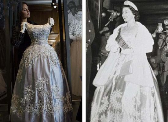 女王的衣橱