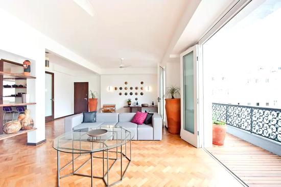 8-科帕卡巴纳-时尚公寓