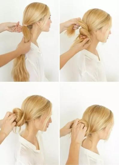 扎头发小方法3