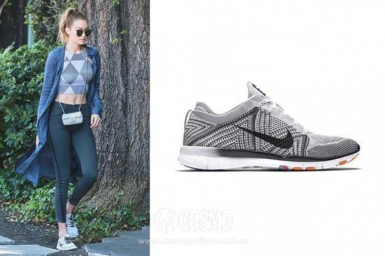 Gigi Hadid   Nike Free Train 5 Flyknit