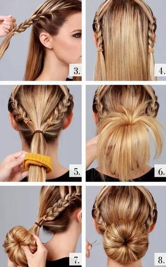 扎头发小方法2