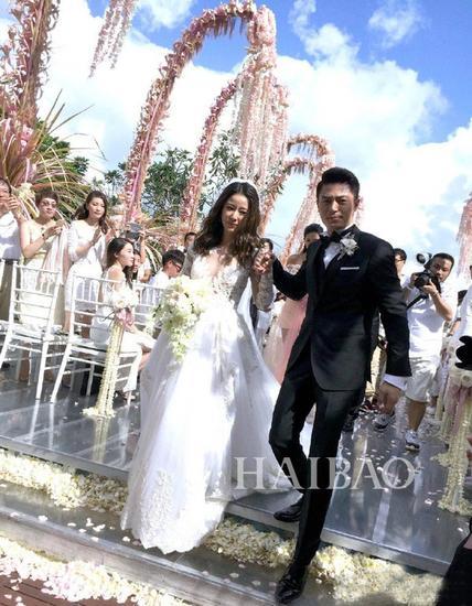 霍建华&林心如 婚礼