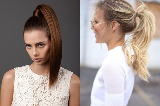 拒绝一丝不苟,小碎发才能修饰发际线和脸型