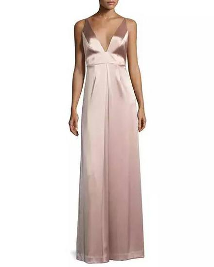 Jill Jill Stuart粉色长裙  参考价格:736.91CNY