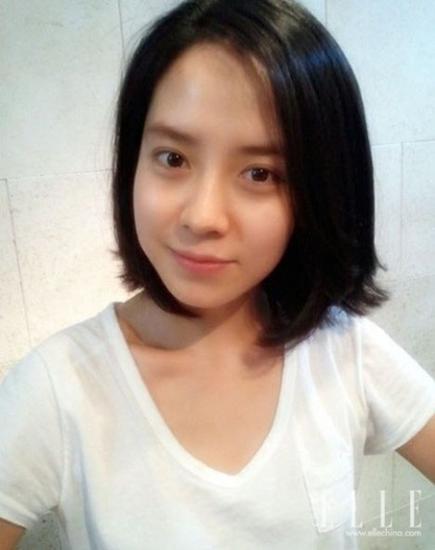 敢以素颜出演节目的女星不多,宋智孝是其中一位为人所知拥有好肤质的女星