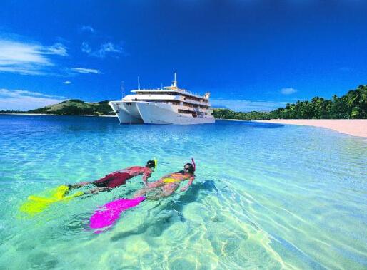 斐济--静谧隐居地