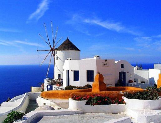 爱琴海--葡萄酒色之海