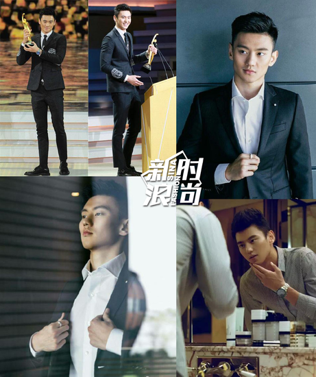 """宁泽涛的身材好到大家都称他为""""中国最不适合穿衣服的男人"""""""