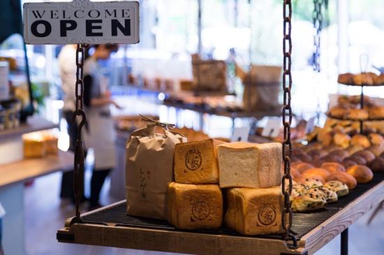 """将枚方大地的恩惠凝聚在面包中的面包店:""""THE GROUNDS BAKER"""""""