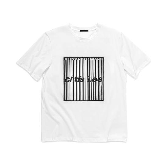 Alexander Wang x Chris Lee 限量联名款产品图