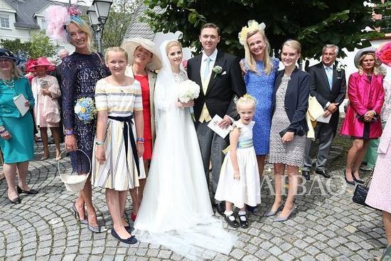 马克西米利王子 ( Prince Maximilian) 大婚