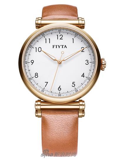 飞亚达印系列轻智能腕表芯动商务版