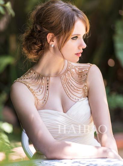 新娘身体链