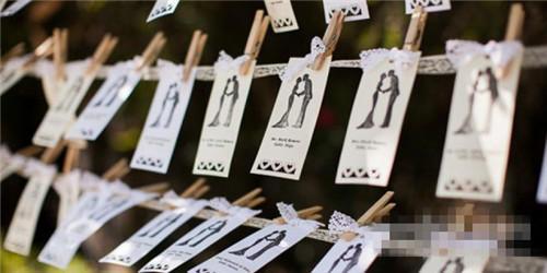 创意森林系婚礼 给婚礼加点小清新