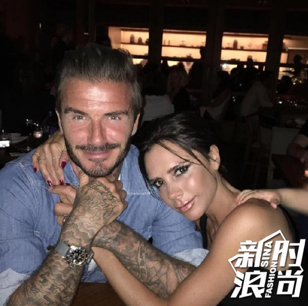 Victoria Beckham和Beckham