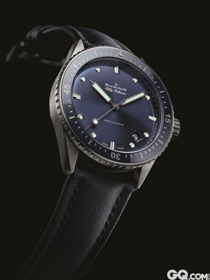 宝珀五十噚 潜水腕表