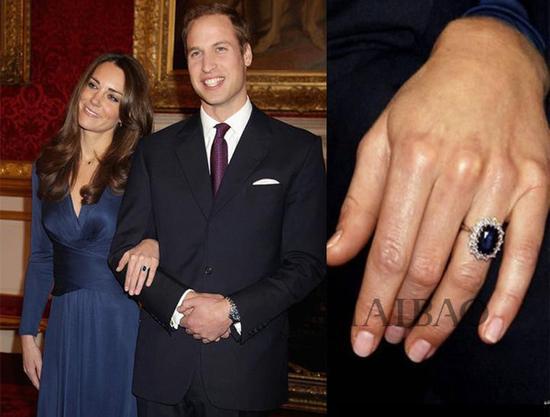 威廉王子&凯特王妃
