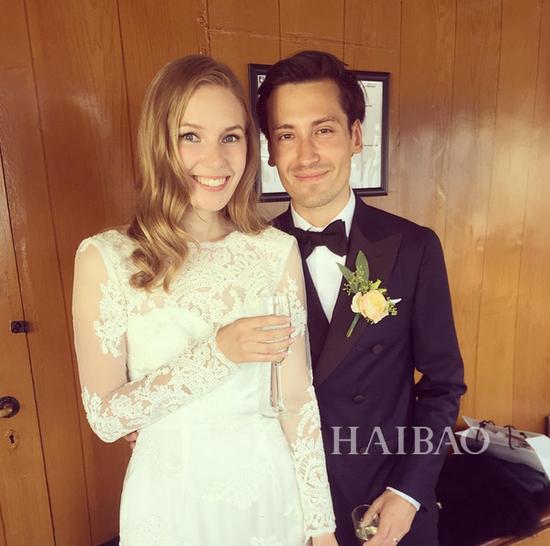 卡罗莱娜·恩格曼 (Carolina Engman)婚礼