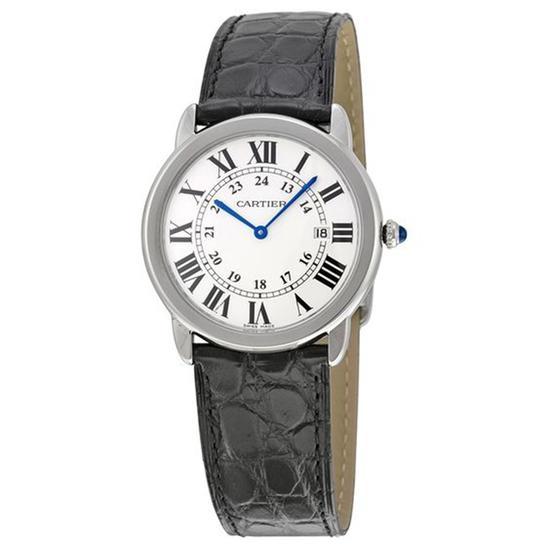 卡地亚RONDE DE CARTIER系列W6700255腕表