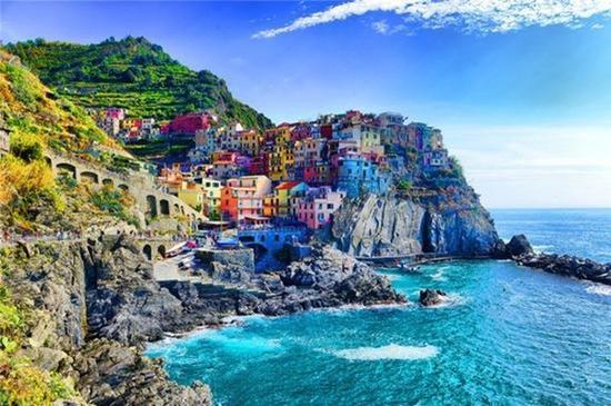 TOP1 Cinque Terre 意大利五渔村