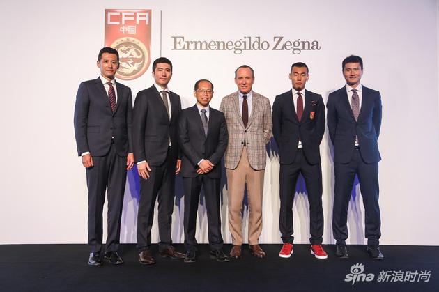 【淘宝贝】杰尼亚成为中国国家男子足球队和U22/23足球队官方合作伙伴