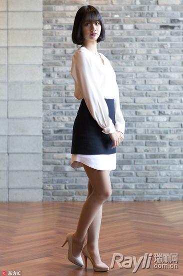 李惠利时尚照