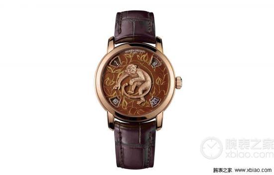 江诗丹顿艺术大师系列86073:000R-8971猴年限量腕表
